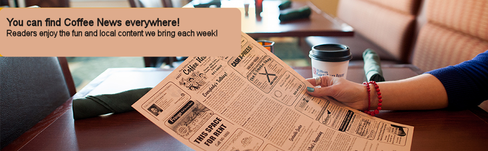 Why advertise in Coffee News Downeast